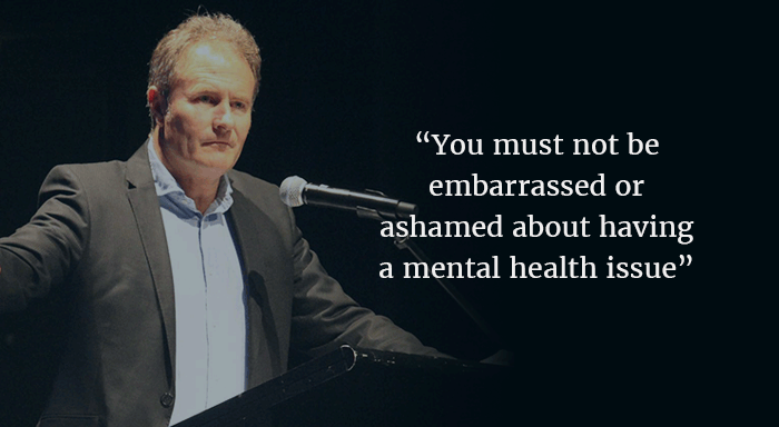 Why reducing stigma surrounding mental illness is important